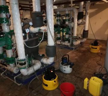 Хімічна промивка теплообмінників