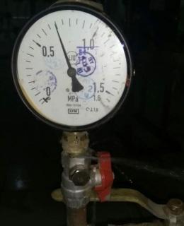 Підготовка ІТП до опалення